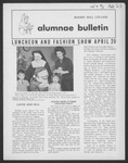 Alumnae Bulletin, 1963 February by Daemen College