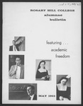 Alumnae Bulletin, 1963 May