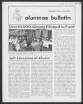 Alumnae Bulletin, 1963 November by Daemen College
