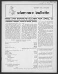 Alumnae Bulletin, 1964 April