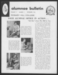 Alumnae Bulletin, 1964 December by Daemen College