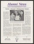 Alumni News, 1990 March