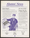 Alumni News, 1993 April