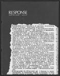 Response, 1970 Spring