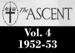 The Ascent, Vol. 04, 1952-1953 by Daemen College