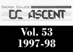 The Ascent, Vol. 53, 1997-1998 by Daemen College