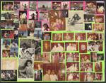Vermillion Room, Skateland Photo Collage (Item No. VR-03)