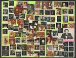 Vermillion Room, Skateland Photo Collage (Item No. VR-06)