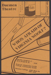 Who's Afraid of Virginia Woolf? by Daemen College