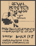 Sexual Perversity in Chicago by Daemen College