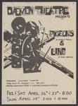 Pigeons / Line by Daemen College